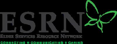 ESRN elder services resource network logo