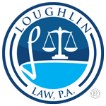 loughlin law pa logo